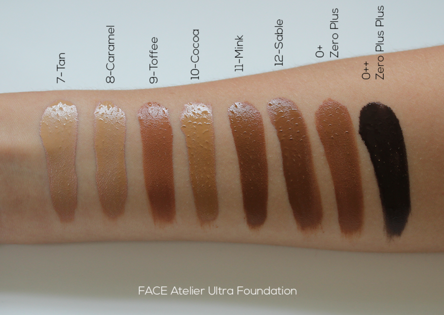 Face Atelier Ultra PRO Foundation 20ml - #0.5 Pearl
