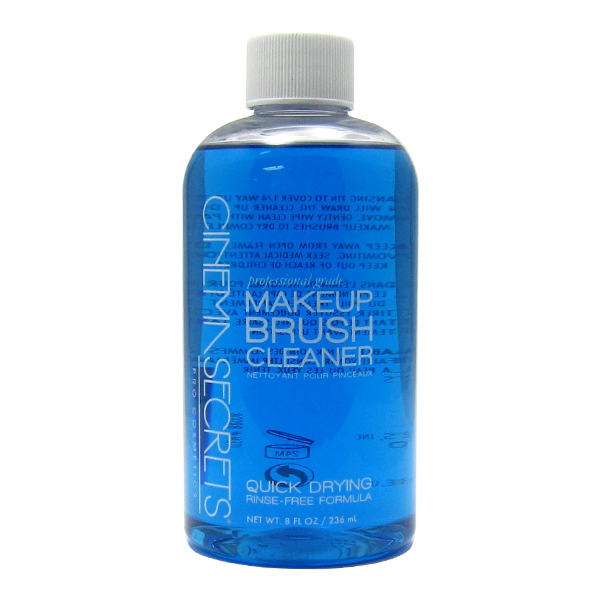 Cinema Secrets Professional Brush Cleaner 8oz