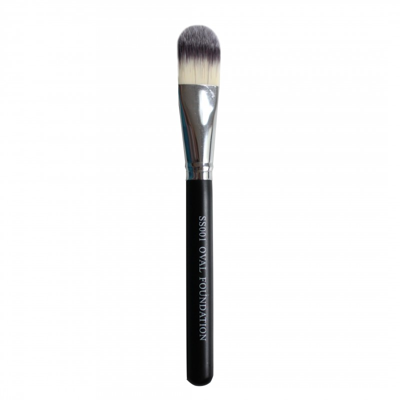 Crown Brush SS001 Syntho Series Deluxe Large Foundation