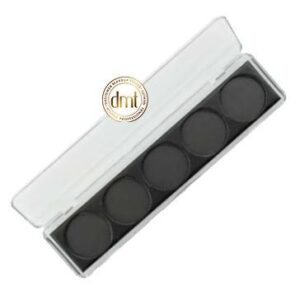 5 Pan Magnet Palette with Clear Top