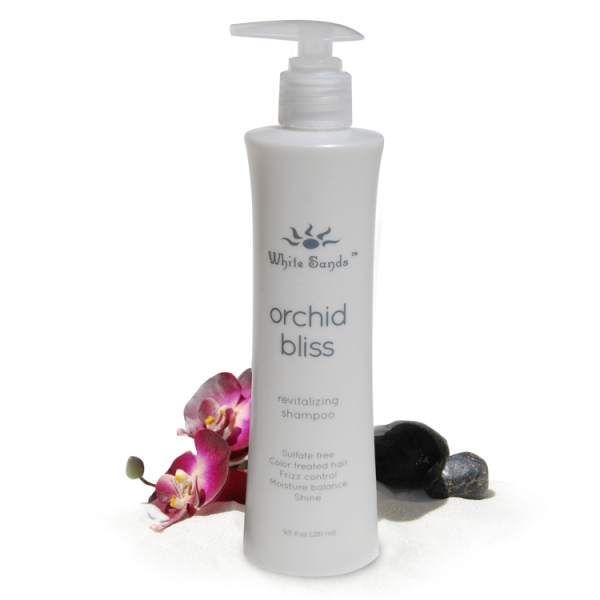White Sands Orchid Bliss Shampoo 281ml *D*