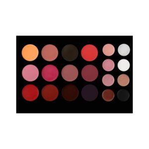 Crown Brush Pro Lip and Gloss Collection Palette **Distributor Out of Stock**
