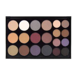 Crown Brush Pro Eyeshadow Smoke Collection Palette