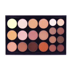 Crown Brush Pro Eyeshadow Neutral Collection Palette
