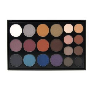Crown Brush Pro Eyeshadow Bold Collection Palette