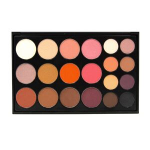 Crown Brush  Pro Eyeshadow Golden Peach Collection