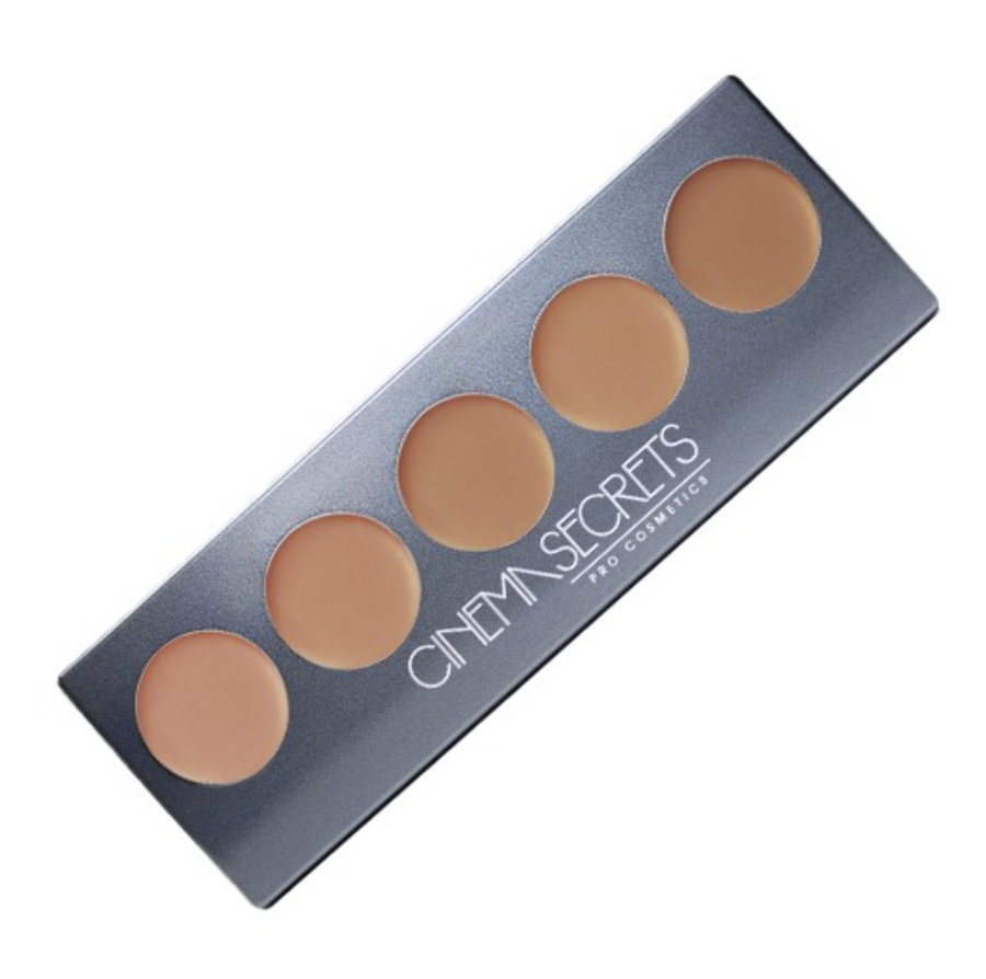 Cinema Secrets 500B Series Ultimate Foundation 5-IN-1 PRO Palette **Distributor Out of Stock**