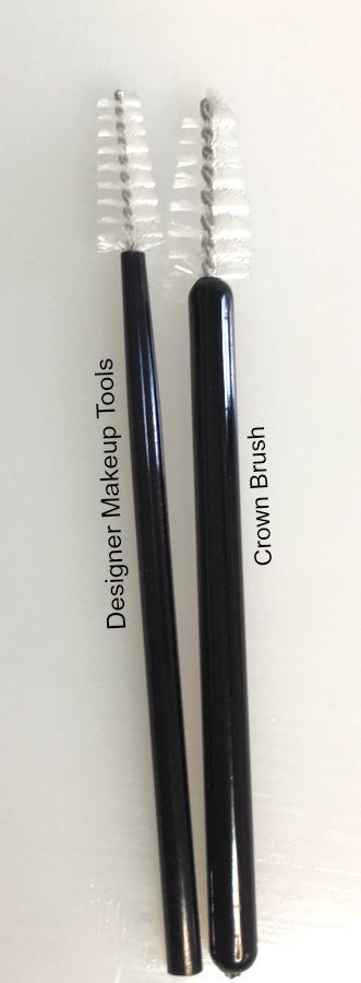 Crown Brush Disposable Mini Mascara Wands 100/pk