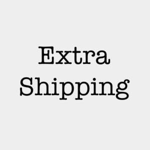 Upgrade to Express Shipping Charge $4.00
