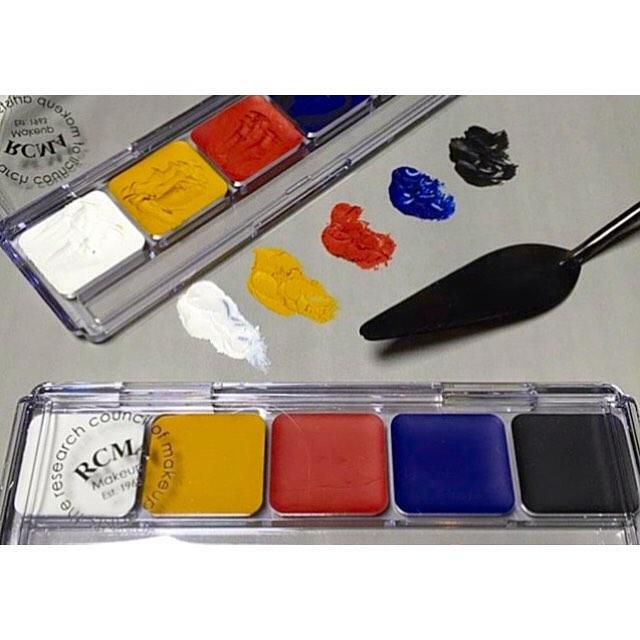 RCMA 5 Part Foundation Adjuster Palette