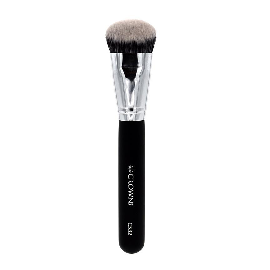 Crown Brush C532 Pro Angled Contour