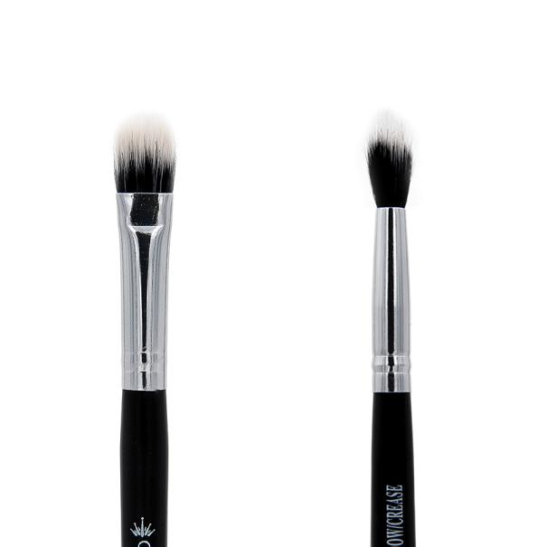 Crown Brush C491 Duo Fiber Shadow/Crease