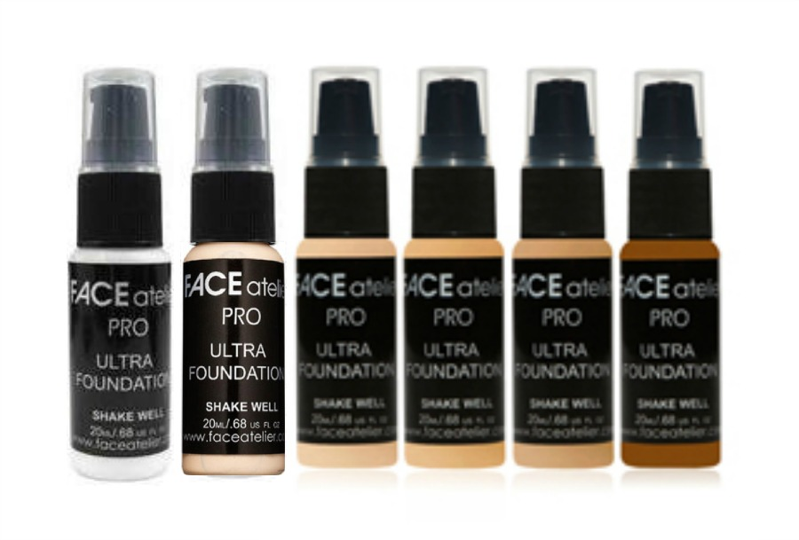 Face Atelier Ultra Pro 6 x 20ml Pack Set // PRE-ORDER EARLY DEC //