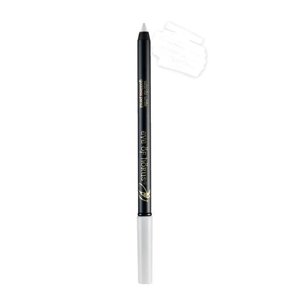Eye of Horus Eye Pencils - Selenite White