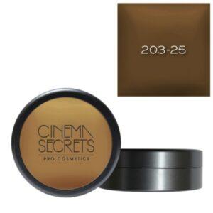 Cinema Secrets Ultimate Foundation Pot 203-25 .50oz // SALE //