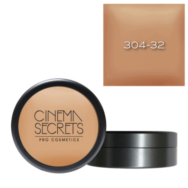 Cinema Secrets Ultimate Foundation Pot 304-32 .50oz