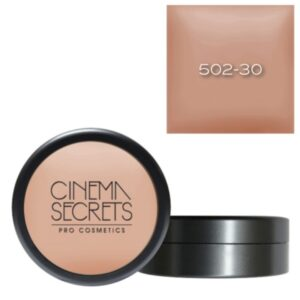 Cinema Secrets Ultimate Foundation Pot 502-30 .50oz *Last Stock*