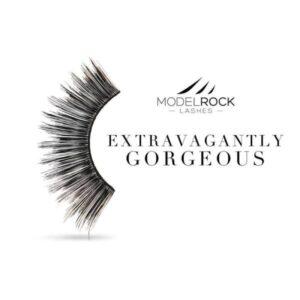 MODELROCK Lashes Extravagantly Gorgeous