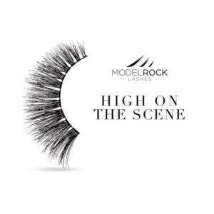 MODELROCK Lashes High On The Scene - Double Layered Lashes **Last Stock**