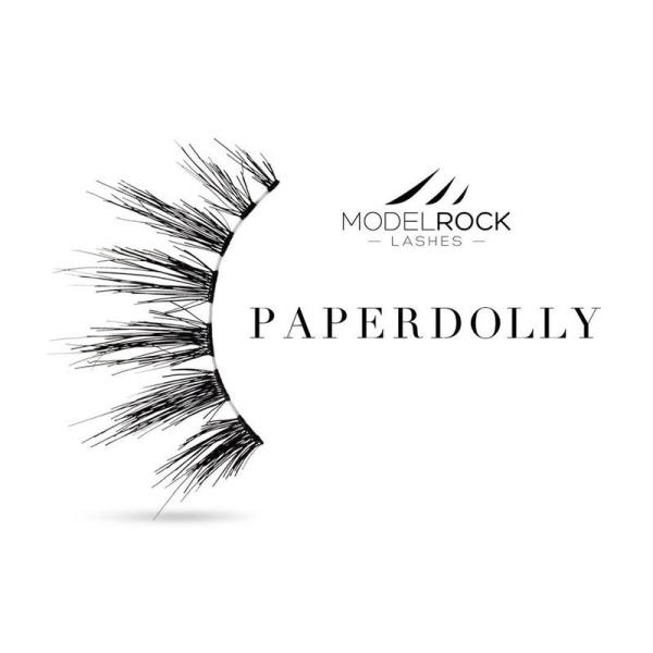 MODELROCK Lashes PaperDolly