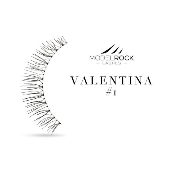 MODELROCK Lashes Valentina 1