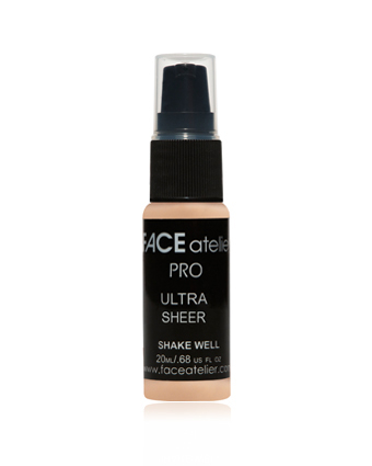 Face Atelier Ultra Sheer Pro - Champagne 20 ml