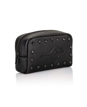 MODELROCK Vegan Faux Leather Makeup Bag - Small