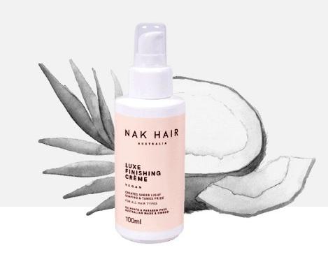NAK Hair Luxe Finishing Crème 100 ml