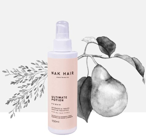NAK Hair Ultimate Potion 150ml