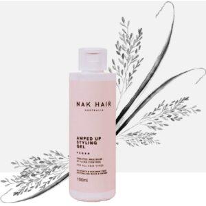 NAK Hair Amped Up Styling Gel 150 ml