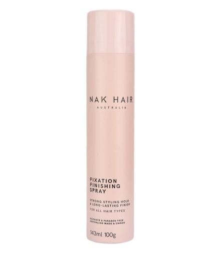 NAK Hair Fixation Finishing Spray 100g