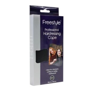 Freestyle Home Salon - Professional Hairdressing Cape