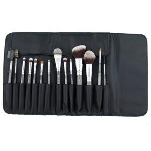 Designer Makeup Tools Artisan DETAILER VEGAN Kit 14pce