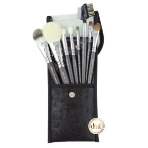 Designer Makeup Tools Handi Traveller Deluxe 8pce