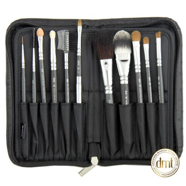 Designer Makeup Tools Smart Traveller Kit B 11pce
