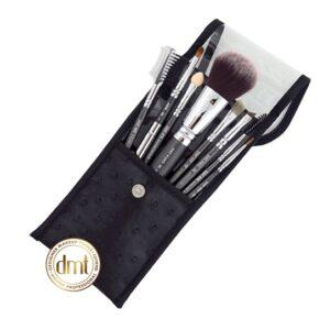 Designer Makeup Tools Handi Traveller VEGAN Kit- 8 Brushes