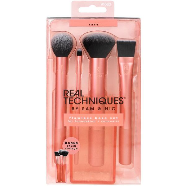 Real Techniques Set : Flawless Base Set