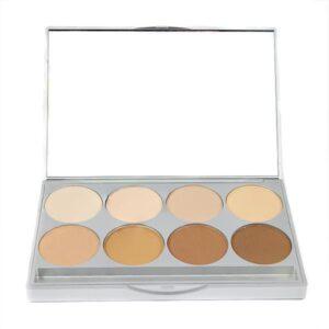 Graftobian HD Pro Powder Foundation Palette - Neutral