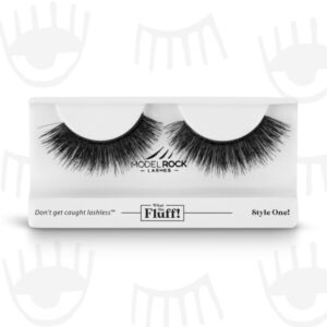 MODELROCK What The Fluff Lashes - Style One