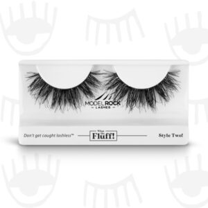 MODELROCK What The Fluff Lashes - Style Two