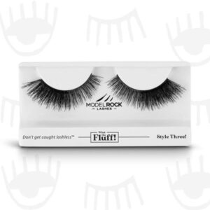 MODELROCK What The Fluff Lashes - Style Three