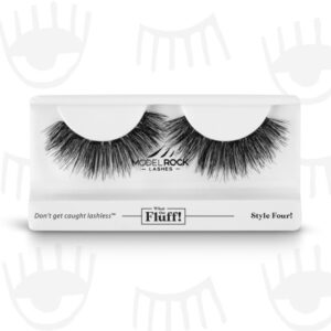 MODELROCK What The Fluff Lashes - Style Four
