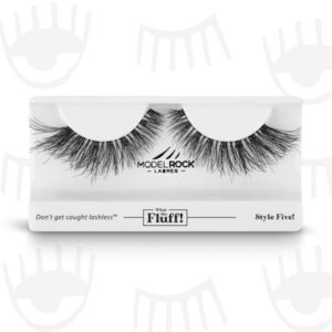 MODELROCK What The Fluff Lashes - Style Five