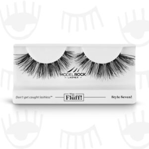 MODELROCK What The Fluff Lashes - Style Seven
