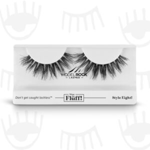 MODELROCK What The Fluff Lashes - Style Eight