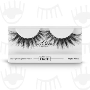 MODELROCK What The Fluff Lashes - Style Nine