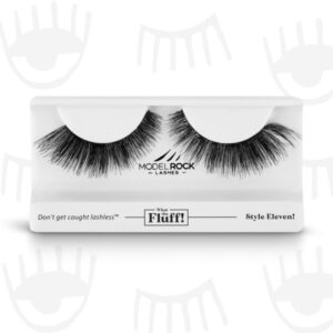 MODELROCK What The Fluff Lashes - Style Eleven