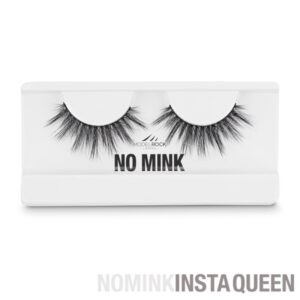 MODELROCK No Mink Faux Mink Lashes - Insta Queen