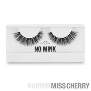 MODELROCK No Mink Faux Mink Lashes - Miss Cherry