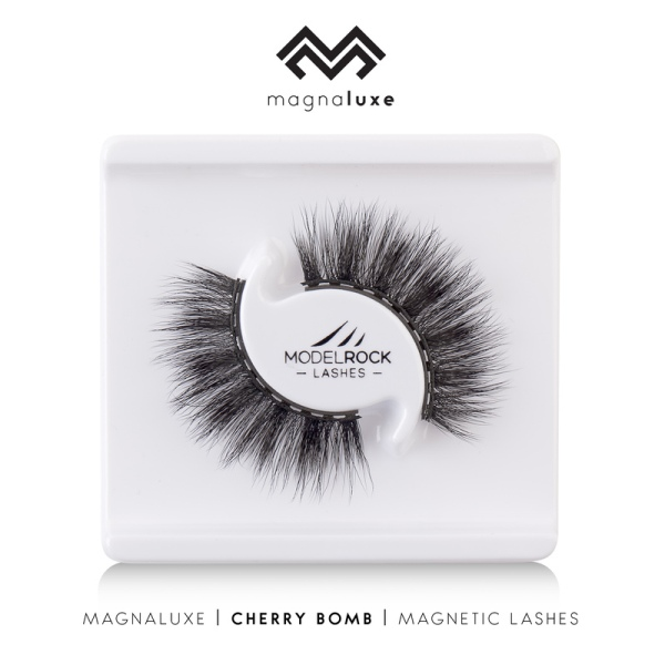 MODELROCK Magna Luxe Magnetic Lashes - Cherry Bomb